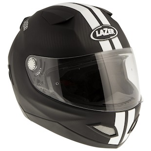 LaZer Kite Mustang Pure Carbon Helmet