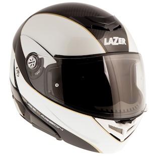 LaZer Monaco Window Pure Carbon Helmet (Size SM Only)