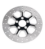 "Roland Sands 11.5"" Rear Brake Rotor For Harley 2000-2017"