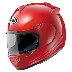 Arai Vector 2 Helmet - Solid Red / MD [Blemished]