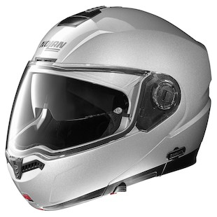 Nolan N104 Helmet - Solid Platinum Silver / LG [Demo]