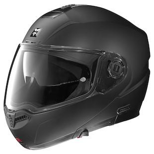 Nolan N104 Outlaw Helmet Flat Black / MD [Blemished]