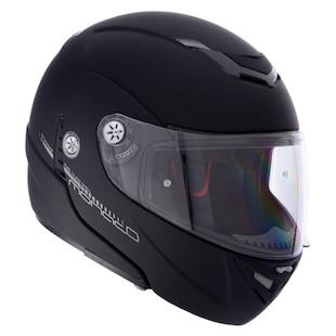 LaZer Monaco Helmet Matte Black / LG [Blemished]