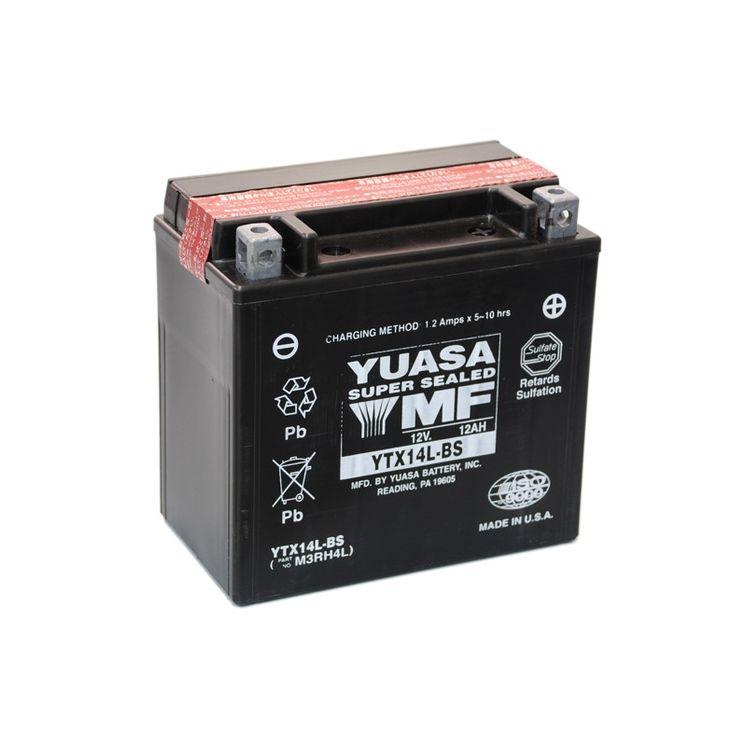 Yuasa AGM Battery