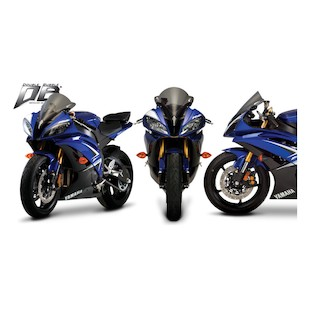 Zero Gravity Double Bubble Windscreen Yamaha R6 2008-2014 [Previously Installed]