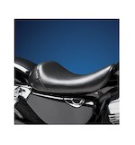 Le Pera Bare Bones Solo LT Seat For Harley Sportster With 4.5 Gallon Tank 2004-2014