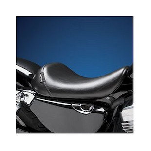 Le Pera Bare Bones Solo Seat For Harley Sportster With 4.5 Gallon Tank 2004-2016
