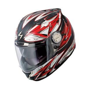 Scorpion EXO-1100 Street Demon Helmet [Demo]