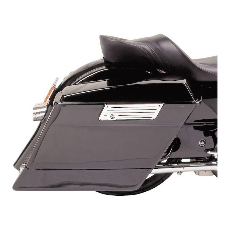 Arlen Ness Saddlebag Extension Kit For Harley Touring 1997-2008