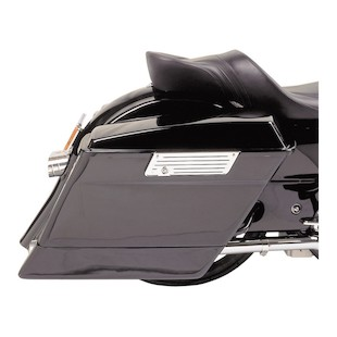 Arlen Ness Saddlebag Extension Kit For Harley Touring 1997-2008