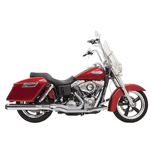 Bassani Road Rage 2-Into-1 Exhaust System For Victory 2010-2014