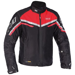 Rukka Airway Jacket Black/Red / 52 [Demo]