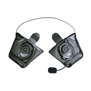Sena SPH10H Bluetooth Intercom For Half Helmets [Previously Installed]