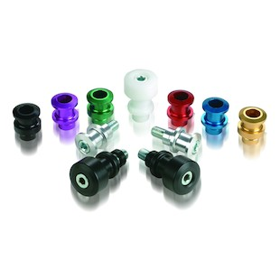 Pit Bull 10mm Spool Kit Green / Aluminum [Previously Installed]