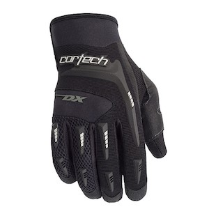 Cortech DX 2 Gloves Black/Black / MD [Demo]
