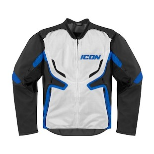 Icon Compound Mesh Jacket Blue / MD [Demo]
