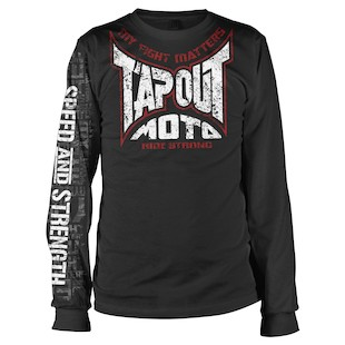 Speed and Strength Tapout Long Sleeve T-Shirt