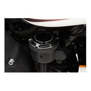 Arlen Ness Beveled Rear Brake Master Cylinder Cover For Harley Sportster 2007-2013
