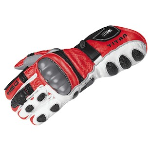 Held Titan Race Gloves Red/White / 11 [Blemished]
