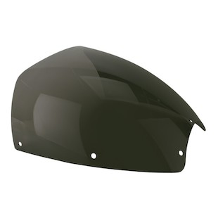 Arlen Ness Replacement Smoke Windshield For Direct Bolt-On Fairing