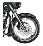 "Arlen Ness Big Wheeler 21"" x 3.5"" Front Fender For Harley Touring 1987-2013"