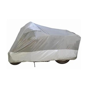 Dowco Ultralite Motorcycle Cover Gray / LG [Blemished]