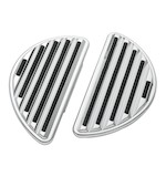 Arlen Ness Retro Passenger Floorboards For Harley 1984-2014