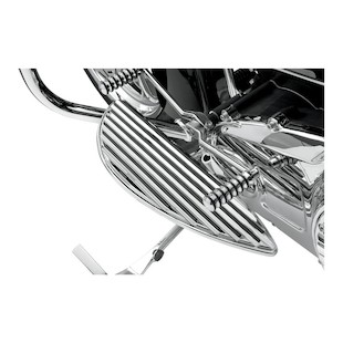 Arlen Ness Retro Driver Floorboards For Harley 1984-2014
