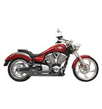 Bassani Pro-Street Slash-Cut Exhaust System For Victory 2006-2014
