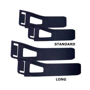Bell Rogue Muzzle Straps
