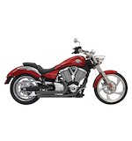 Bassani Pro-Street Turn-Out Exhaust System For Victory 2006-2014