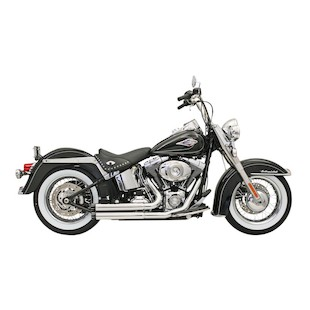 Bassani FireStorm Exhaust For Harley Softail 1986-2016