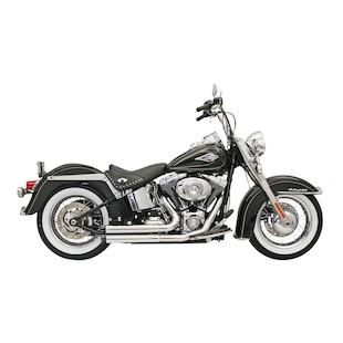 Bassani FireStorm Exhaust For Harley Softail 1986-2017