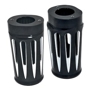 Arlen Ness Deep Cut Fork Boot Covers For Harley Touring 1987-2013