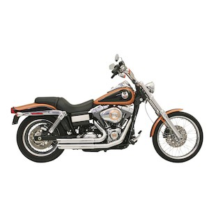 Bassani FireStorm Exhaust For Harley Dyna 2006-2017