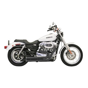 Bassani Firepower Series Exhaust For Harley Sportster 2004-2014