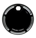 Arlen Ness Fuel Door Cover For Harley Touring