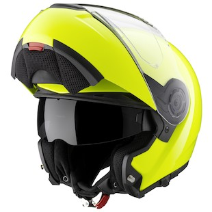 Schuberth C3 Hi-Viz Helmet Yellow / MD [Demo]