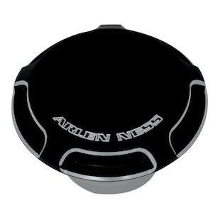 Arlen Ness Billet Gas Cap For Harley 1996-2014