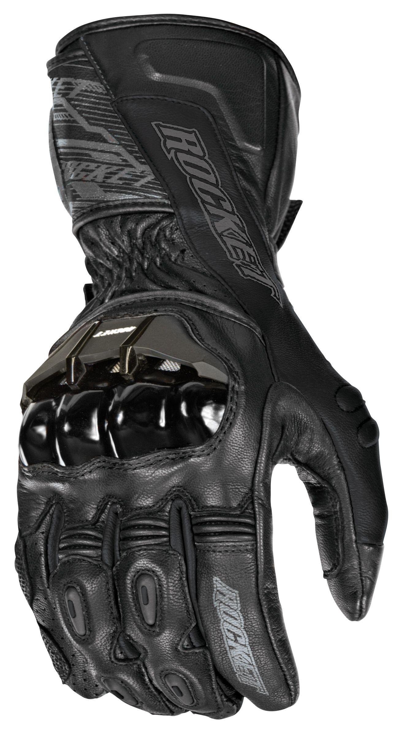 Joe rocket leather motorcycle gloves - Joe Rocket Leather Motorcycle Gloves 9