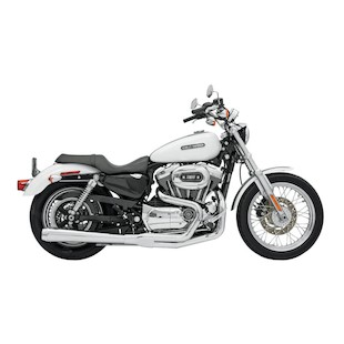 Bassani Road Rage 2-Into-1 Exhaust For Harley Sportster 2004-2013