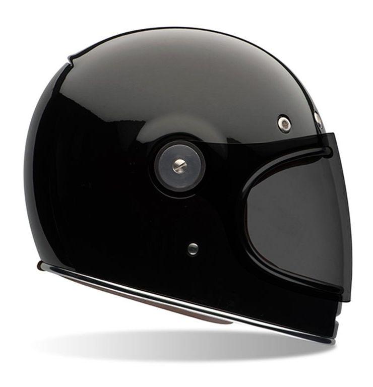 b37e29b9 Bell Bullitt Flat Face Shield - RevZilla