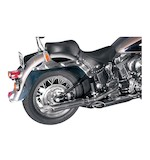 Drag Specialties Slip-On Replacement Slash-Cut Mufflers For Harley Softail 1984-1999
