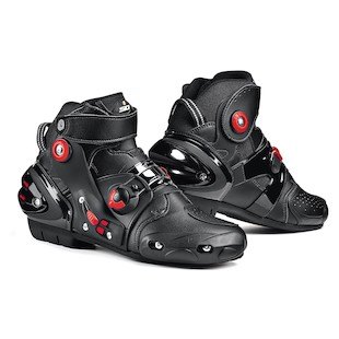 SIDI Streetburner Boots Black / 10/44 [Demo]