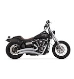Vance & Hines Super Radius Exhaust For Harley Dyna 2006-2017
