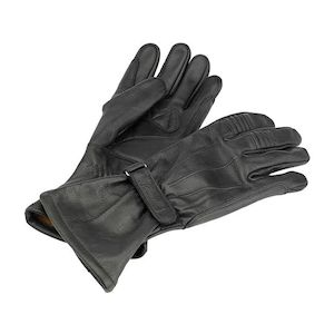Biltwell Leather Gauntlet Gloves
