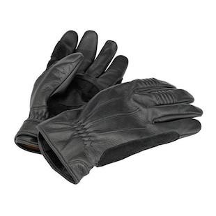 Biltwell Leather Work Gloves