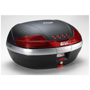 Givi V46 Monokey Top Case Matte Black / with Brakelight [Blemished]