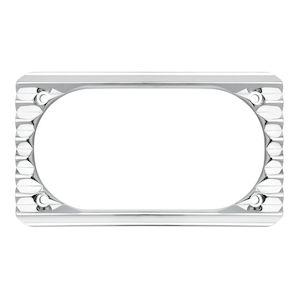 Arlen Ness Retro License Plate Frame