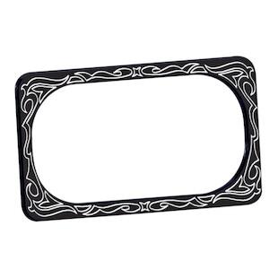 Arlen Ness Engraved License Plate Frame